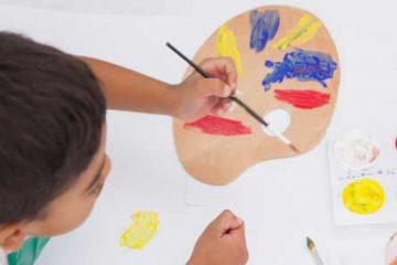 חוגי יצירה וציור לילדים